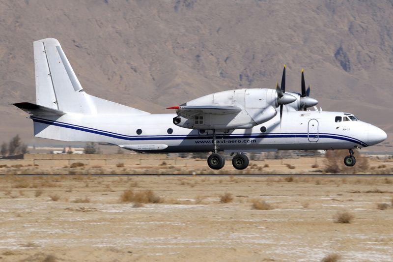 Supreme Food Service Afghanistan Aircraft