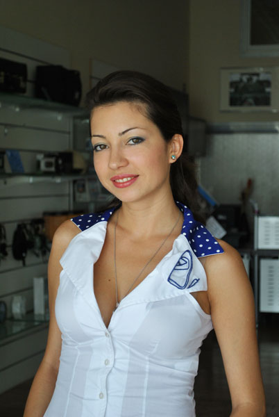 Oxana. Finance Manager